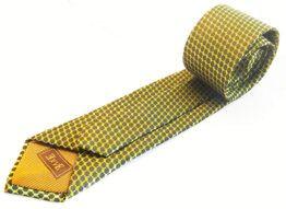 corbata verde esmeralda
